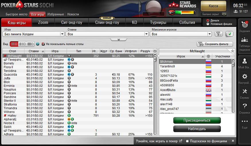 условные деньги pokerstars
