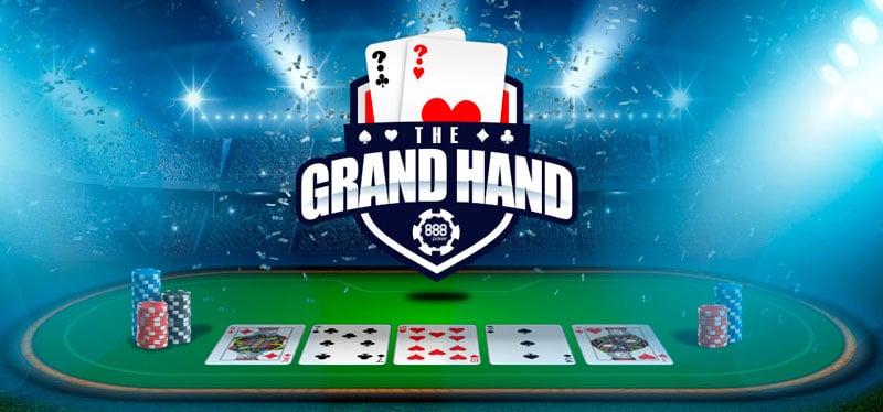 акция grand hand от 888poker