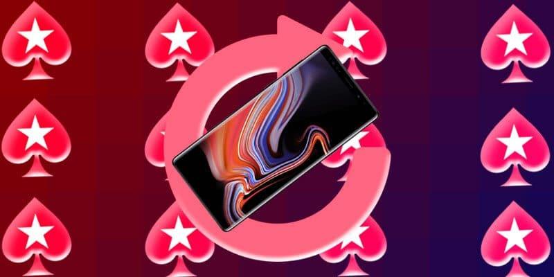 Обновление приложения ПокерСтарс для мобильных