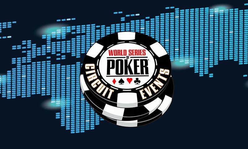 Расписание World Series of Poker Circuit 2020 года: почти «Париж-Дакар»